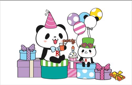 お買いものパンダの誕生と成長の物語